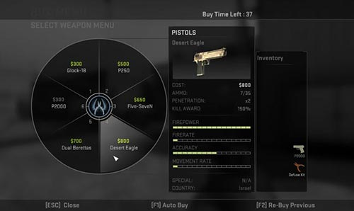 CS GO Buyscript Screenshot