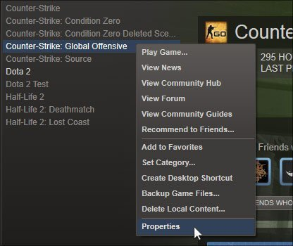 How to install the Console in CS GO
