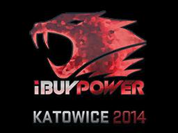 Expensive CS GO Sticker IBuyPower Katowice 2014