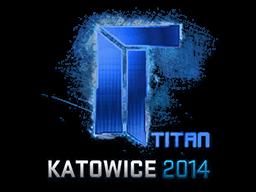 Most Expensive CS GO Sticker Titan Katowice 2014