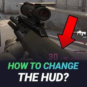 CS GO Change Hud Color