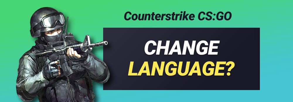 Csgo Change Language