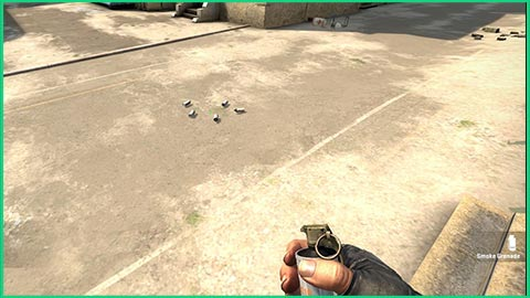 CS GO Cheat Draw Particles