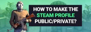 Quick Guide: How to Change your Steam Profile Privacy?